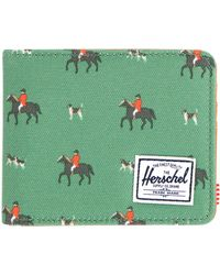Herschel Supply Co. The Hank Wallet - Lyst