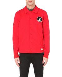 Tsptr - Playboy-motif Cotton Jacket - Lyst