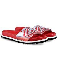 Moschino Sandals - Lyst