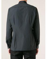 Lanvin Black Classic Shirt - Lyst