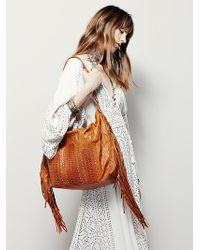 Free People | Kivari Womens Free Soul Leather Tote | Lyst
