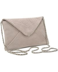Maison Scotch - Women'S Leather Clutch Bag - Lyst