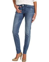 Levi's Mid Rise Styled Skinny - Lyst