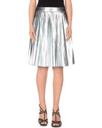 Kai-aakmann | Knee Length Skirt | Lyst
