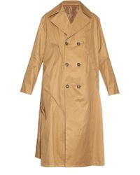 Undercover - Oversized Cotton Trench Coat - Lyst