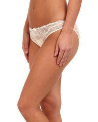 Stella McCartney Minnie Sipping Bikini Brief - Lyst