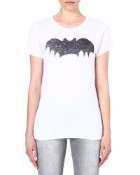 Zoe Karssen Bat T-shirt - Lyst