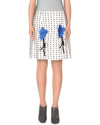 Peter Jensen | Knee Length Skirt | Lyst
