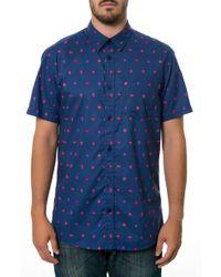 Wesc The Brien Buttondown Shirt - Lyst