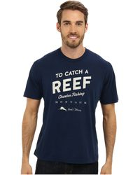 Tommy Bahama Denim Island Modern Fit To Catch A Reef Tshirt - Lyst