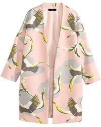 H&M Short Coat - Lyst