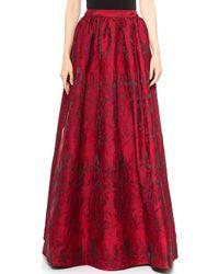 Alice + Olivia Ball Gown Skirt  - Lyst