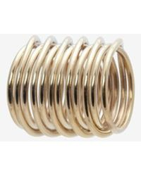 Kelly Wearstler - Twisted Brass Ring - Lyst