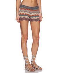 Goddis Lux Shorts - Lyst