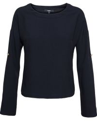 Versus  Boxy Cropped Top - Lyst