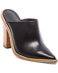 Tibi Windsor Heel - Lyst