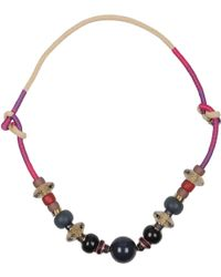 Emporio Armani Necklace - Lyst