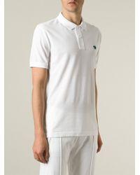 Kenzo Eye Polo Shirt - Lyst
