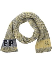 Stussy Oblong Scarf - Yellow