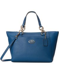 Coach Chicago Mini Ellis Tote - Lyst
