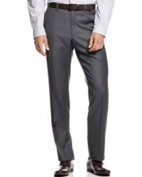 Vince Camuto - Slimfit Wool - Lyst