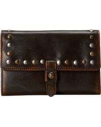 Patricia Nash Overdyed Colli Flap Wallet - Lyst
