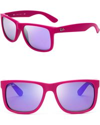 Ray-Ban Mirrored Youngster Sunglasses - Lyst