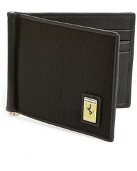 Ferrari - 'utility' Money Clip Wallet - Lyst