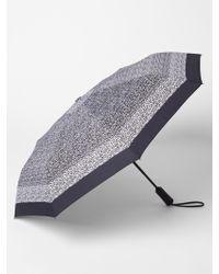 Gap Printed Umbrella - Blue