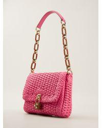 Dolce & Gabbana Miss Dolce Shoulder Bag - Lyst