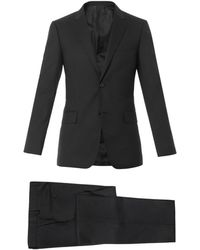 Gucci Brera Single-breasted Wool Suit - Lyst