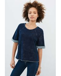 BDG - Got The Blues Sweatshirt - Lyst