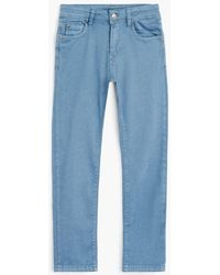 7 For All Mankind - Boy's 8-16 Paxtyn In Bright Blue - Lyst