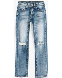 7 For All Mankind - Boy's 8-16 Slimmy In Outlaw - Lyst