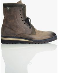 7 For All Mankind | Niko Boot In Brown | Lyst