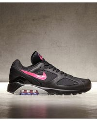 Lyst Nike Air Huarache Run in Black for Men
