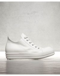Rick Owens - Low-top Trainer - Lyst