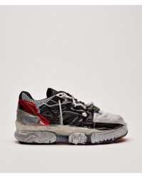 Maison Margiela - Fusion Low Top Trainer - Lyst