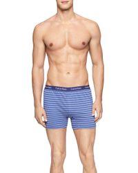 CALVIN KLEIN 205W39NYC - 'u1029' Slim Fit Boxer Shorts - Lyst