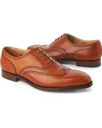 Crockett & Jones Drummond Derby Shoes - Lyst