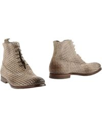 Mauron - Ankle Boots - Lyst