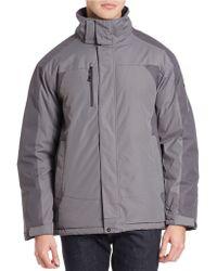 Hawke & Co. - Fleece-lined Puffer Coat - Lyst