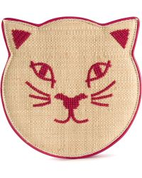 Charlotte Olympia Kitty Shoulder Bag - Lyst