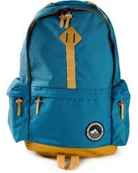 Vans 'Alpe' Backpack blue - Lyst