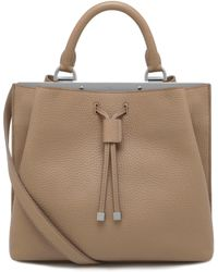 Mulberry Small Kensington Small Classic Grain - Lyst