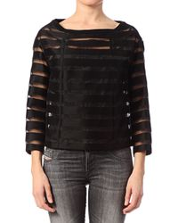 Sonia By Sonia Rykiel Shirt Blouse 1b - Lyst