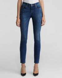 Eileen Fisher - Skinny Jeans In Aged Indigo - The Fisher Project - Lyst