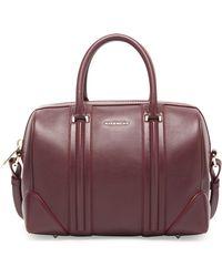 Givenchy Lucrezia Medium Sandy Bowler Bag - Lyst
