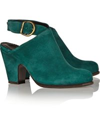Fiorentini + Baker Selima Suede Ankle Boots - Lyst