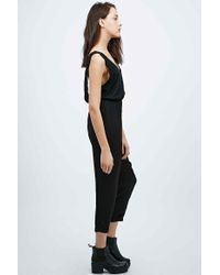 Sparkle & Fade - Cross-back Jumpsuit In Black - Lyst
